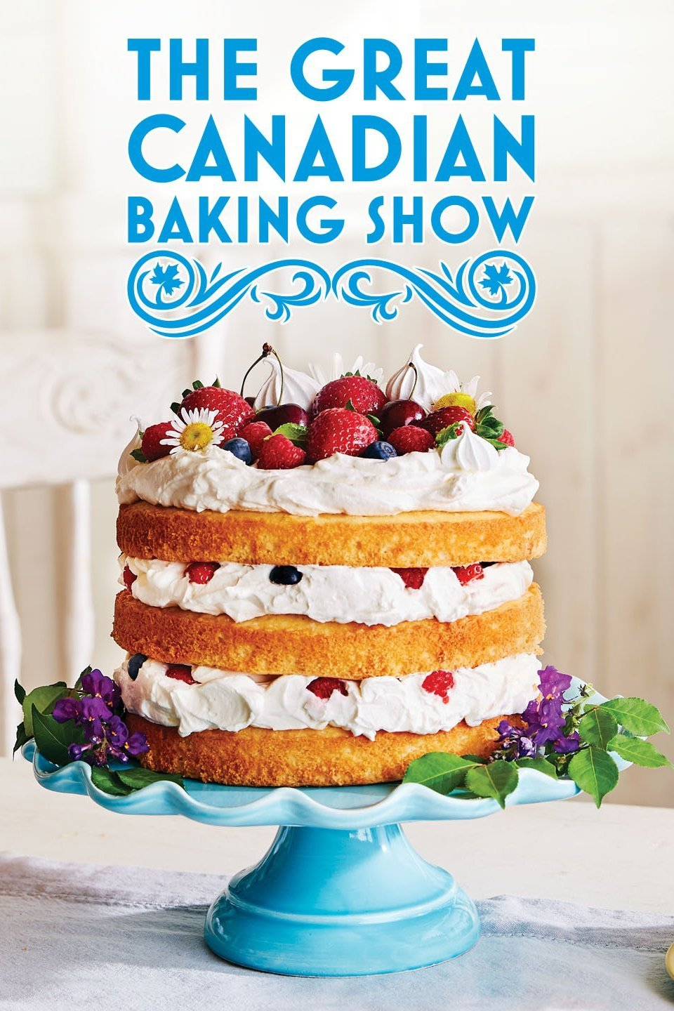 The Great Canadian Baking Show Poster Art